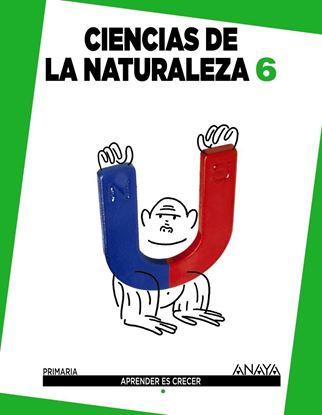 Imagen de CIENCIAS DE LA NATURALEZA 6 (ANAYA)