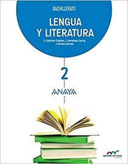 Imagen de LENGUA Y LITERATURA 2. 6 SECUD (4TO B)