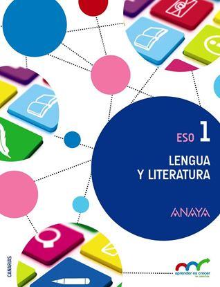 Imagen de LENGUA Y LITERATURA ESO 1 SECUN (7MO)