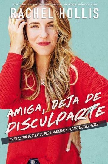 Imagen de AMIGA, DEJA DE DISCULPARTE