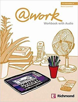 Imagen de @WORK 2 WORKBOOK + CD  B1