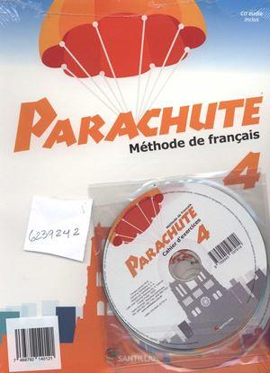 Imagen de PACK PARACHUTE 4 METHODE DE FRANCAIS
