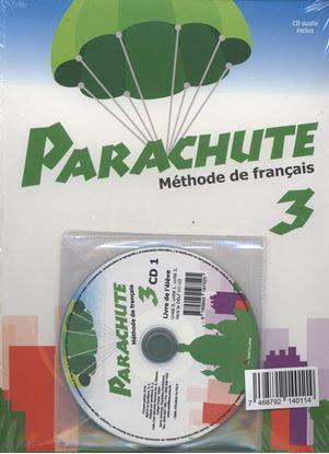Imagen de PACK PARACHUTE 3 METHODE DE FRANCAIS
