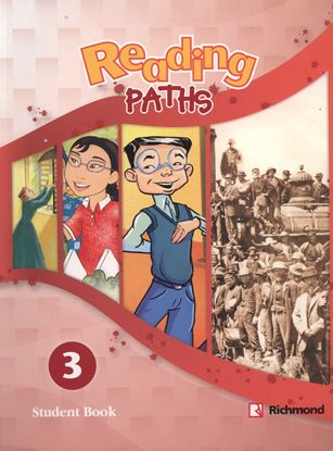 Imagen de READING PATHS STUDENT BOOK 3