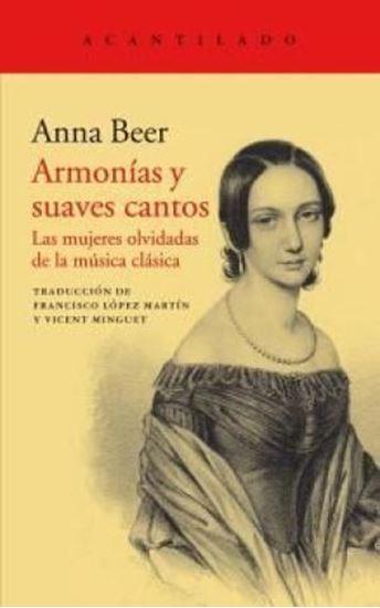 Imagen de ARMONIAS Y SUAVES CANTOS. MUJERES OLVIDA