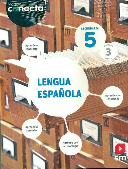 Imagen de LENGUA ESPAÑOLA 5 CONECTA (SECUNDARIA)