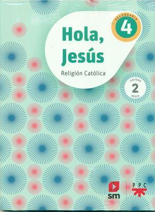Imagen de HOLA, JESUS 4 CONECTA (SECUNDARIA)