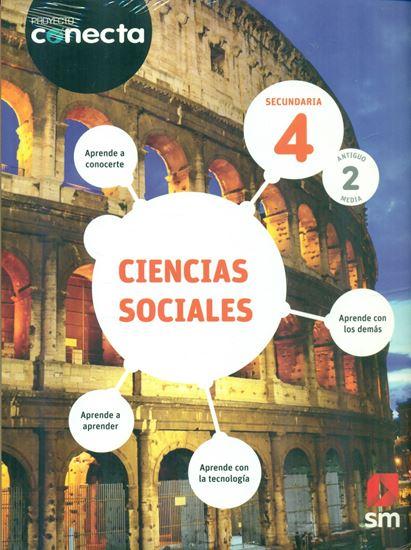 Imagen de CIENCIAS SOCIALES 4 CONECTA (SECUNDARIA)