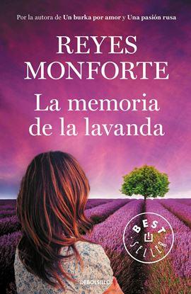 Imagen de LA MEMORIA DE LA LAVANDA (BOL)