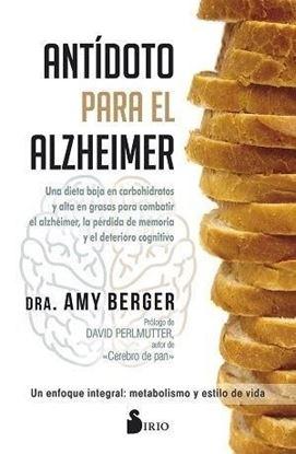 Imagen de ANTIDOTO PARA EL ALZHEIMER