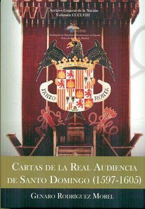 Imagen de CARTAS DE LA REAL AUDIENCIA DE SD(1597-1