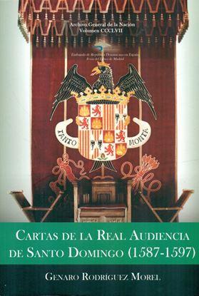 Imagen de CARTAS DE LA REAL AUDIENCIA DE SD (1587-