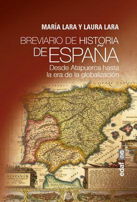 Imagen de BREVARIO DE LA HISTORIA DE ESPAÑA