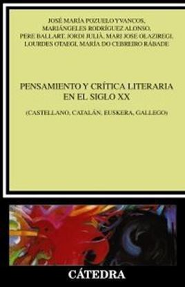 Imagen de PENSAMIENTO Y CRITICA LITERARIA EN EL SI