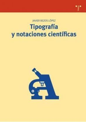 Imagen de TIPOGRAFIA Y NOTACIONES CIENTIFICAS