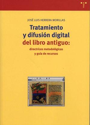 Imagen de TRATAMIENTO Y DIFUSION DIGITAL DEL LIBRO