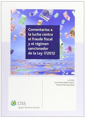 Imagen de COMENTARIOS A LA LUCHA CONTRA EL FRAUDE