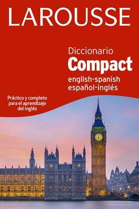 Imagen de DICCIONARIO COMPACT ENGLISH-SPANISH / ES