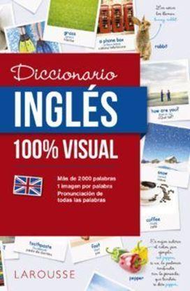 Imagen de DICCIONARIO DE INGLES 100% VISUAL