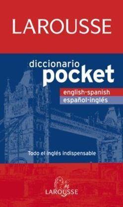 Imagen de DICCIONARIO POCKET ENGLISH-SPANISH / ESP