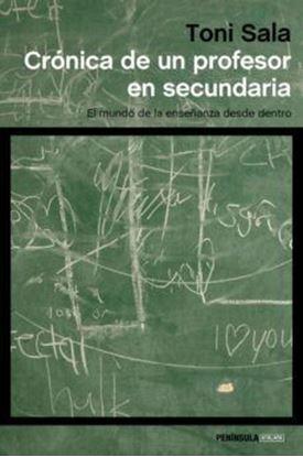 Imagen de CRONICA DE UN PROFESOR EN SECUNDARIA