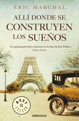 Imagen de ALLI DONDE SE CONSTRUYEN LOS SUEÑOS (BOL
