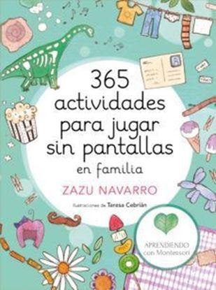 Imagen de 365 ACTIVIDADES PARA JUGAR SIN PANTALLAS
