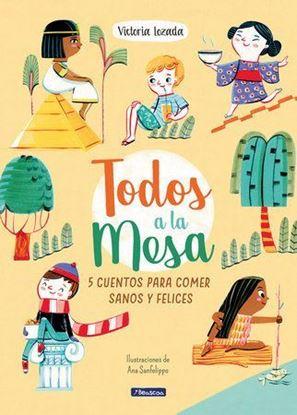 Imagen de ¡TODOS A LA MESA!