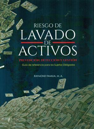 Imagen de RIESGO DE LAVADO DE ACTIVOS. PREVENCION