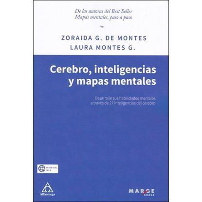 Imagen de CEREBRO, INTELIGENCIAS Y MAPAS MENTALES