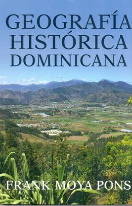 Imagen de GEOGRAFIA HISTORICA DOMINICANA