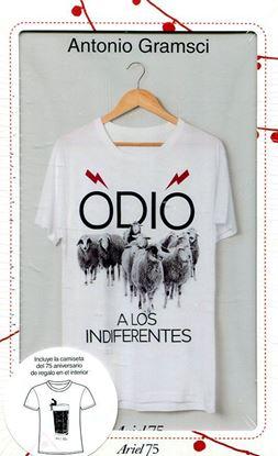Imagen de ODIO A LOS INDIFERENTES