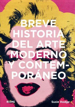 Imagen de BREVE HISTORIA DEL ARTE MODERNO Y CONTEM