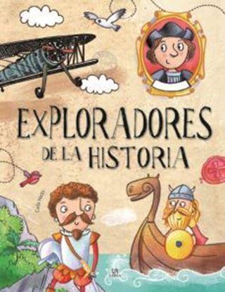Imagen de EXPLORADORES DE LA HISTORIA