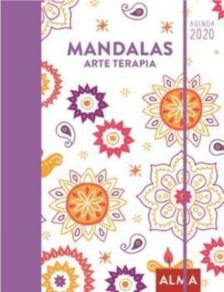 Imagen de MANDALAS COLOREAR 2020