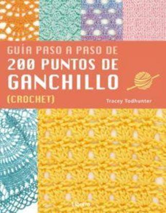 Imagen de 200 PUNTOS DE GANCHILLO (PASO A PASO)