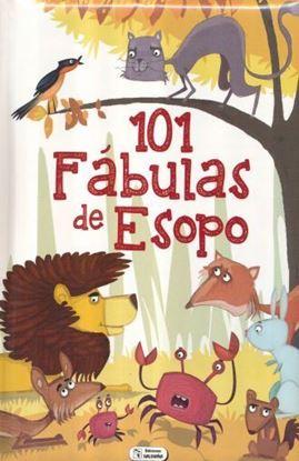Imagen de 101 FABULAS DE ESOPO
