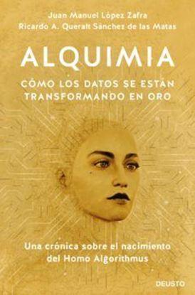 Imagen de ALQUIMIA. COMO SE TRANSFORMAN LOS DATOS