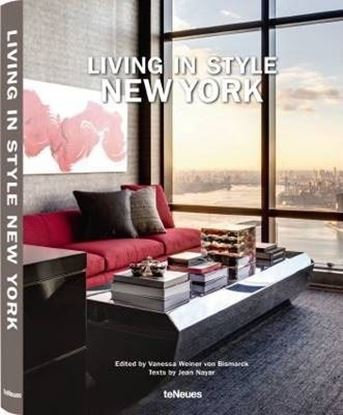 Imagen de LIVING IN STYLE NEW YORK