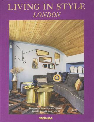Imagen de LIVING IN STYLE LONDON
