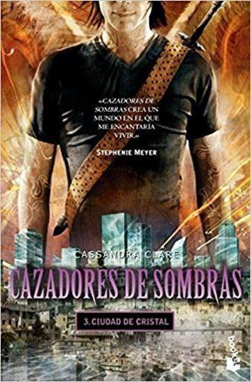 Imagen de CAZADORES DE SOMBRAS 3. CRISTAL (BOL)