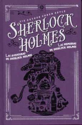 Imagen de AVENTURAS Y MEMORIAS DE SHERLOCK HOLMES