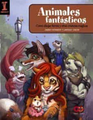 Imagen de ANIMALES FANTASTICOS. COMO DIBUJAR FURRI